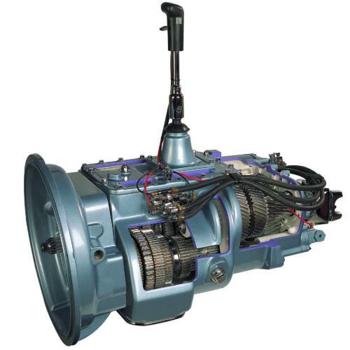 Transmisión Mecánica y Automática